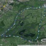 Biesboschroute 40km