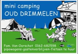 mini camping oud drimmelen