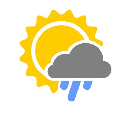Actuele weersverwachting